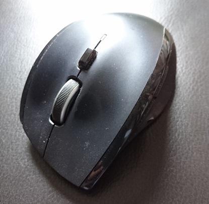 超簡単!ロジクールマウス M705がクリック不良?故障?と思ったときの対処法